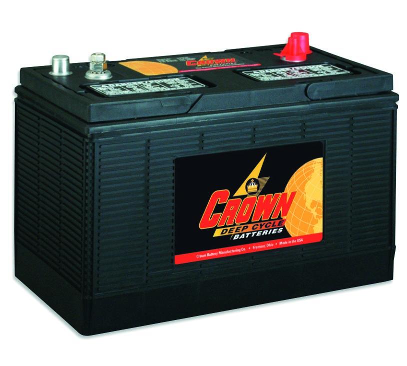 Akumulator-Crown-Battery-31DC130-12V-130Ah
