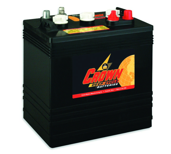 Crown-Battery-CR-260-6V-260Ah