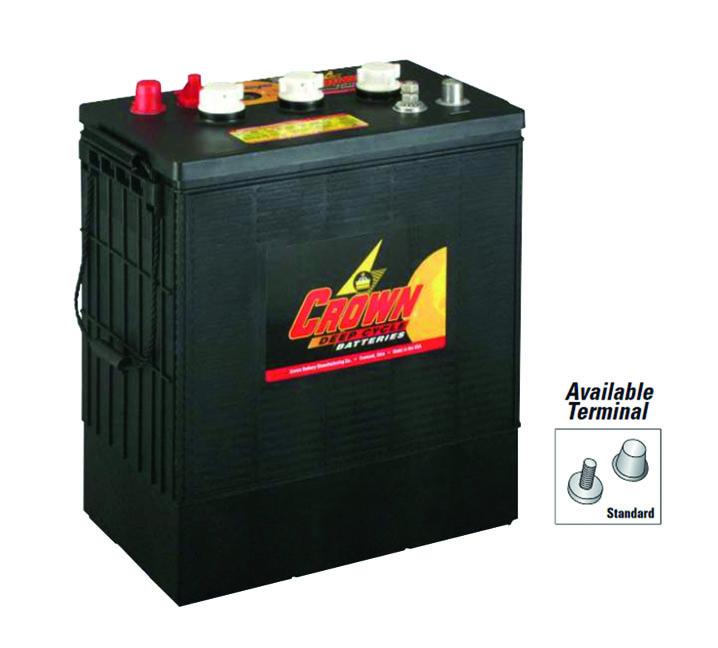 Crown-Battery-CR-305-6V-305Ah