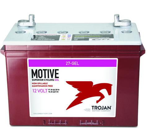 Trojan-GEL-MOTIVE-27-GEL-12V-91Ah